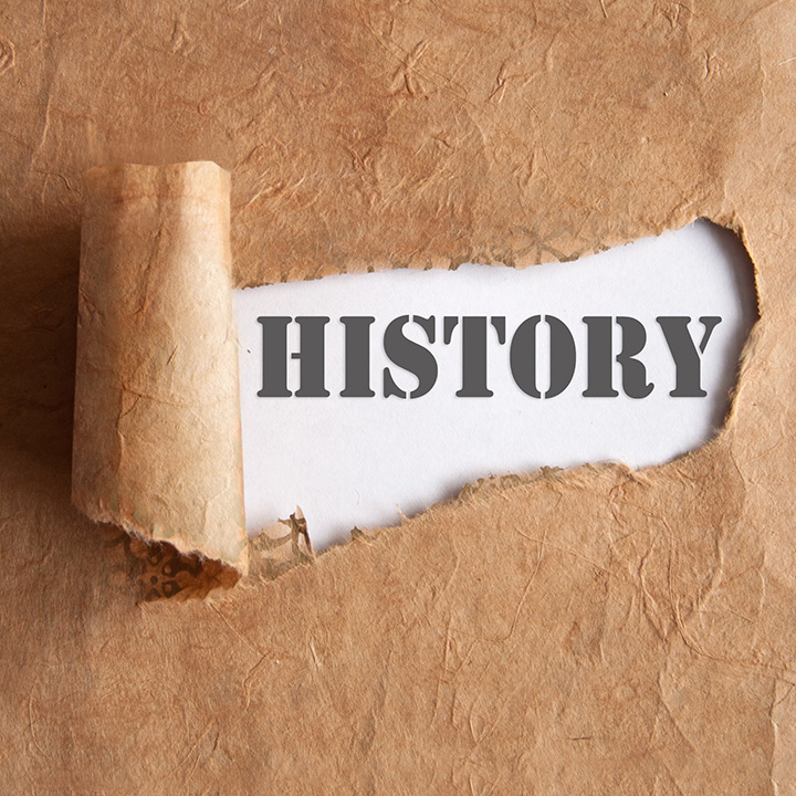 これまでの歴史